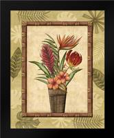Paradisio Bouquet II: Framed Art Print by Audrey, Charlene