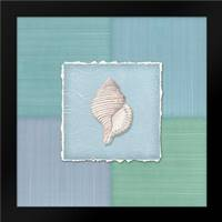 Blue Sea II: Framed Art Print by Audrey, Charlene