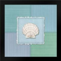 Blue Sea III: Framed Art Print by Audrey, Charlene