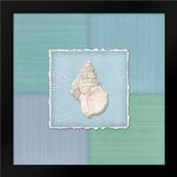 Blue Sea IV: Framed Art Print by Audrey, Charlene