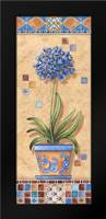 Flower in Greece III: Framed Art Print by Audrey, Charlene