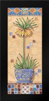 Flower in Greece IV: Framed Art Print by Audrey, Charlene