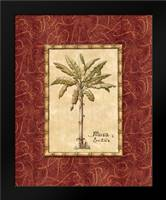 Red Passion Palm II: Framed Art Print by Audrey, Charlene