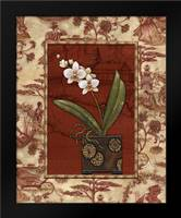 Osaca Floral II: Framed Art Print by Audrey, Charlene