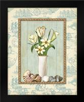Beach Memories II: Framed Art Print by Audrey, Charlene