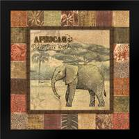 Safari II: Framed Art Print by Audrey, Charlene