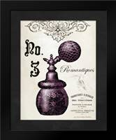 French Perfume 3: Framed Art Print by Babbit, Gwendolyn