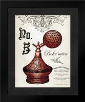 French Perfume 5: Framed Art Print by Babbit, Gwendolyn