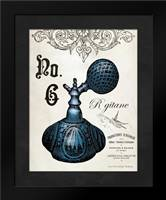 French Perfume 6: Framed Art Print by Babbit, Gwendolyn