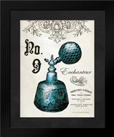 French Perfume 9: Framed Art Print by Babbit, Gwendolyn