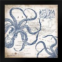 Octopi II: Framed Art Print by Babbitt, Gwendolyn