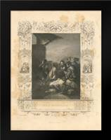 Faith Engraving IV: Framed Art Print by Babbitt, Gwendolyn