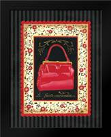 Dressed in Red II: Framed Art Print by Babbitt, Gwendolyn