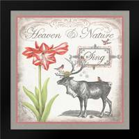 Heaven and Nature: Framed Art Print by Babbitt, Gwendolyn