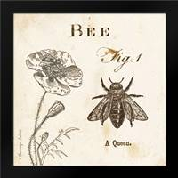 Bee Fig 1: Framed Art Print by Babbitt, Gwendolyn