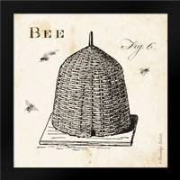 Bee Hive Fig 6: Framed Art Print by Babbitt, Gwendolyn