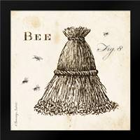 Bee Hive Fig 8: Framed Art Print by Babbitt, Gwendolyn