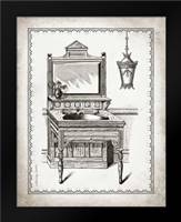 Victorian Sink I: Framed Art Print by Babbitt, Gwendolyn