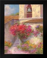 Mission Bell: Framed Art Print by Bailey, Carol