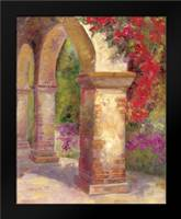 Pillar Adorned: Framed Art Print by Bailey, Carol