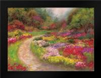 Butchart Gardens: Framed Art Print by Bailey, Carol