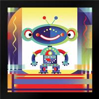 Robot I: Framed Art Print by Beaumont, Tim