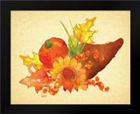 Cornucopia: Framed Art Print by Berrenson, Sara