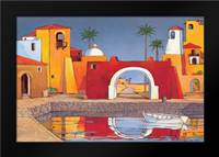 Puerto del Mar II: Framed Art Print by Brent, Paul