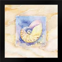 Nautilus: Framed Art Print by Brent, Paul