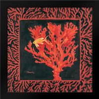 Sea Fan I: Framed Art Print by Brent, Paul