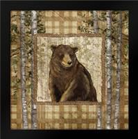 Lodge Portrait II: Framed Art Print by Brent, Paul