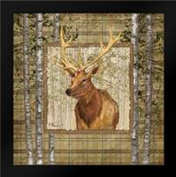 Lodge Portrait III: Framed Art Print by Brent, Paul