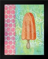 Frozen Delight I: Framed Art Print by Brent, Paul