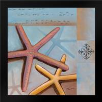 Sanibel Starfish: Framed Art Print by Brent, Paul