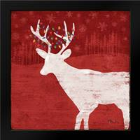 Woodland Holiday II: Framed Art Print by Brent, Paul