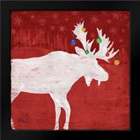 Woodland Holiday IV: Framed Art Print by Brent, Paul