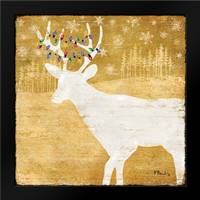 Gold Holiday II: Framed Art Print by Brent, Paul