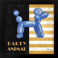 Party Animal I: Framed Art Print by Brent, Paul