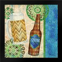 Bright Brew I: Framed Art Print by Brent, Paul