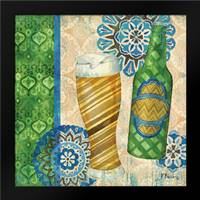 Bright Brew II: Framed Art Print by Brent, Paul