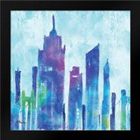 Manhattan I: Framed Art Print by Brent, Paul