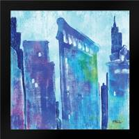 Manhattan IV: Framed Art Print by Brent, Paul