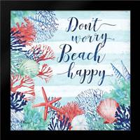 Juliette Inspiration - Beach: Framed Art Print by Brent, Paul