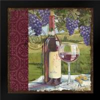 At the Vineyard I: Framed Art Print by Brent, Paul