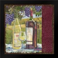 At the Vineyard II: Framed Art Print by Brent, Paul