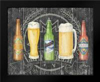 Craft Brew Horizontal: Framed Art Print by Brent, Paul