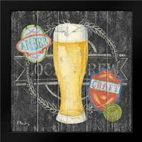 Craft Brew I: Framed Art Print by Brent, Paul