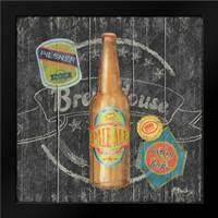 Craft Brew III: Framed Art Print by Brent, Paul