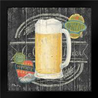 Craft Brew IV: Framed Art Print by Brent, Paul