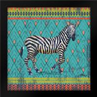 Tribal Trek I: Framed Art Print by Brent, Paul